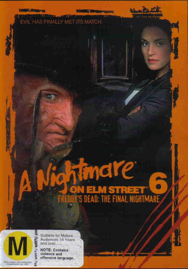 nightmare on elm street 6