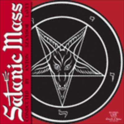 The Satanic Mass Picture Disc